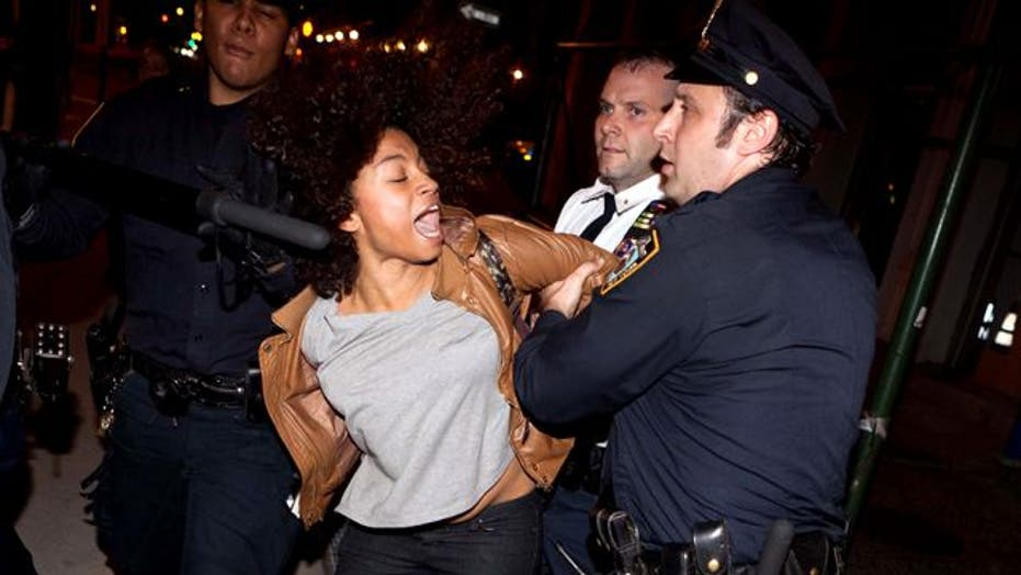 'Occupy Wall Street' Protesters Evicted From NYC Park