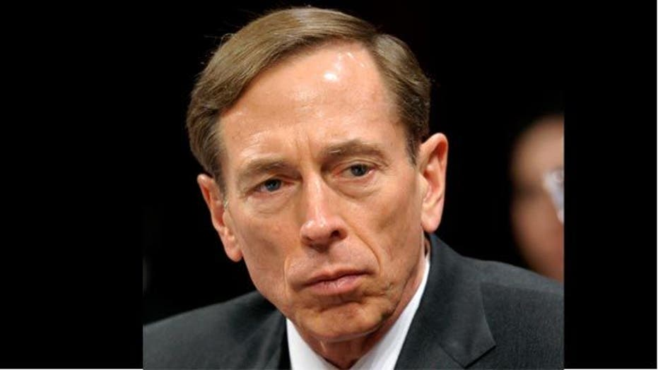 Report: Petraeus' last days at CIA were contentious