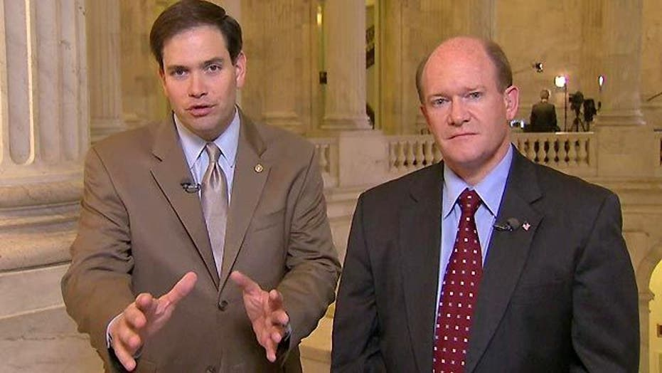 Sens. Rubio, Coons Introduce AGREE Act