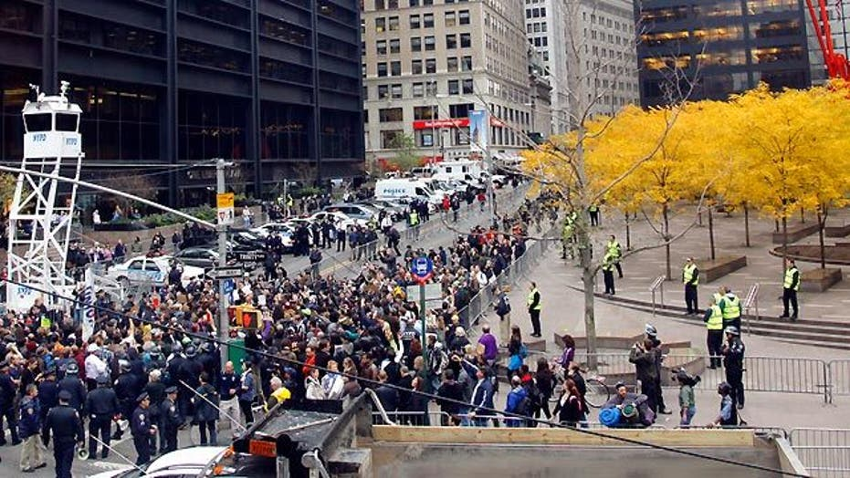 What's Next for 'Occupy Wall St.?'