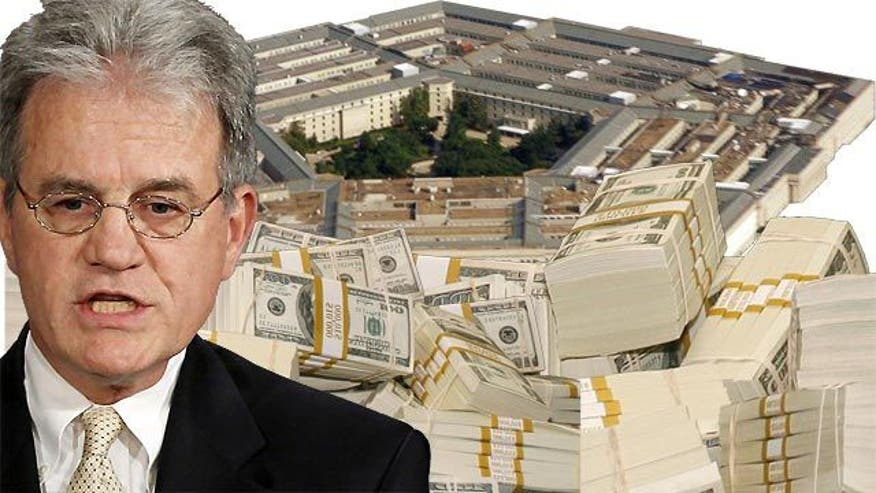 Sen. Coburn releases report on wasteful expenses