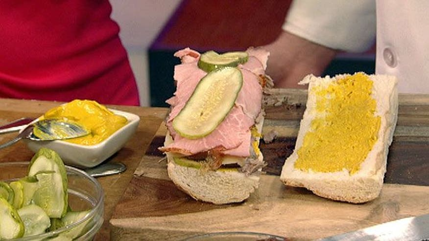 Havana Central's executive chef shows how to make the popular Cuban sandwich