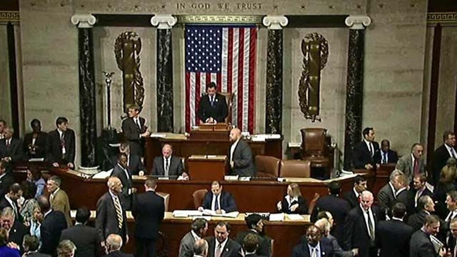 House to Vote on Balanced Budget Amendment