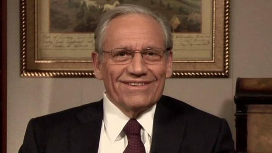 Journalist Bob Woodward compares the Benghazi scandal to Watergate