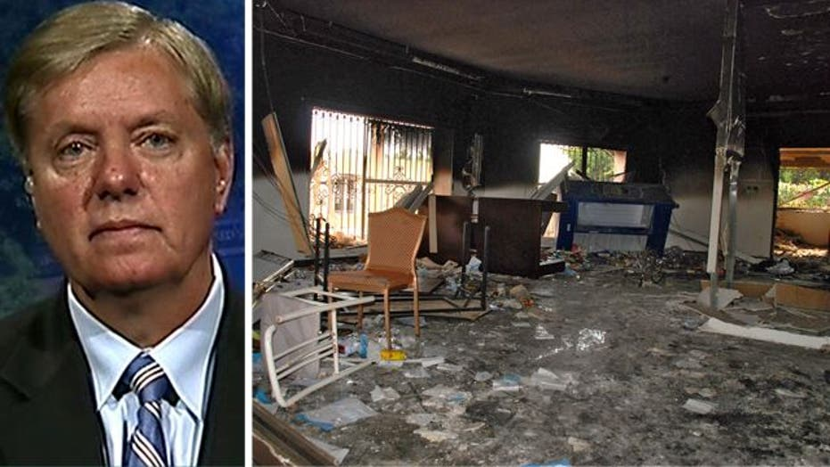 Sen. Graham: Benghazi consulate was a 'death trap'