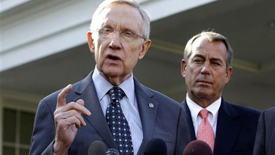 Is a bipartisan tax deal within reach?