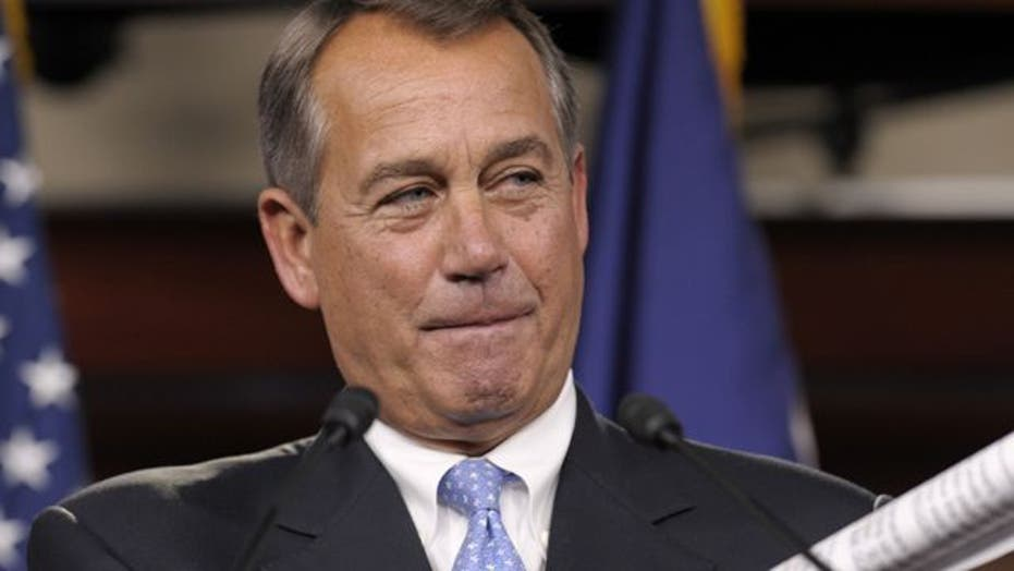 Tax hikes at the center of 'fiscal cliff' talks