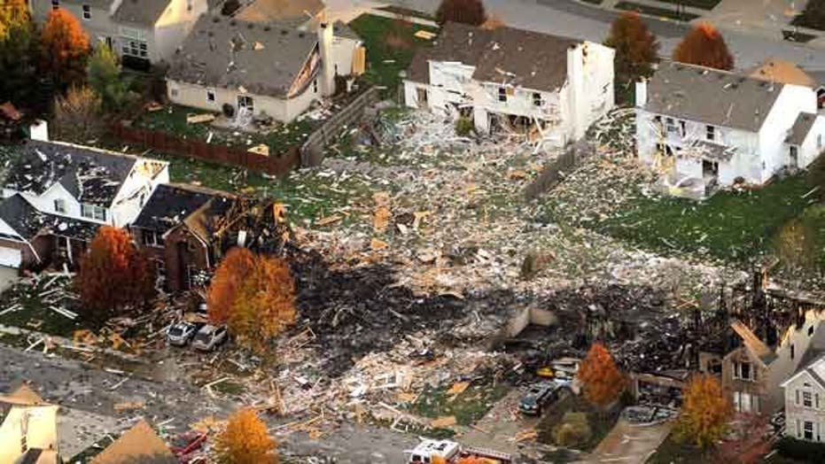 Indianapolis house explosion investigation now a murder case