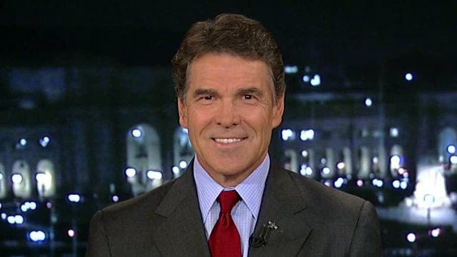 Gov. Perry on Failure of Super Committee