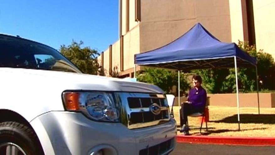 Phoenix church provides unique way to connect with higher power without leaving your car