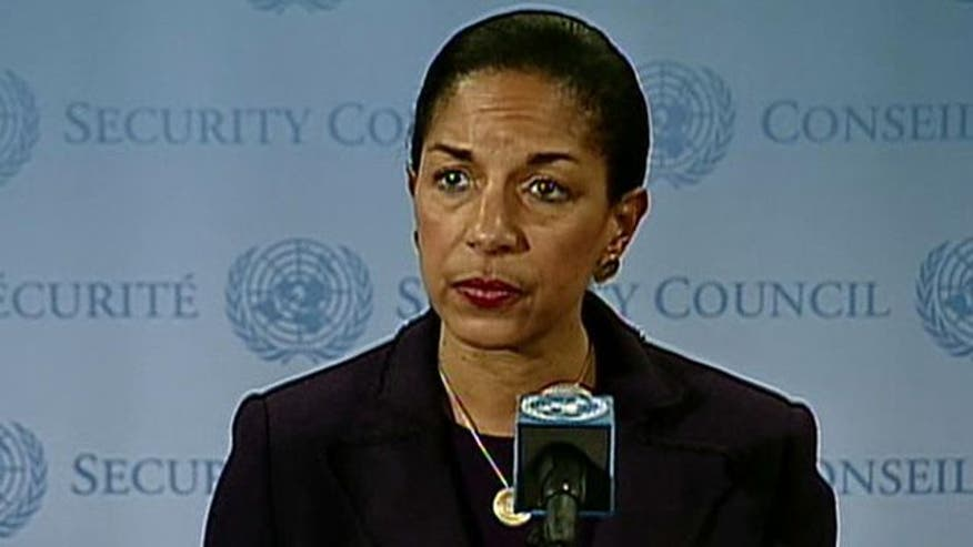 UN ambassador defends statements made post-Benghazi attack