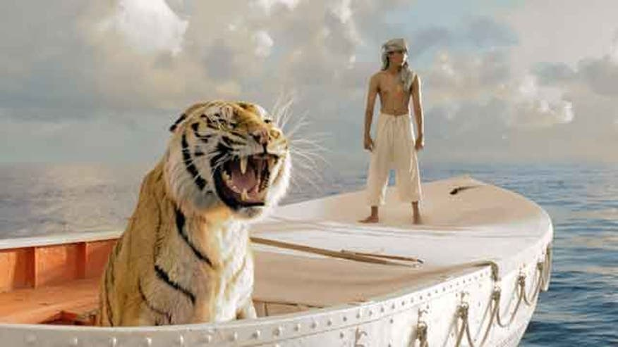 Epic 3D adventure 'Life of Pi' hits theaters