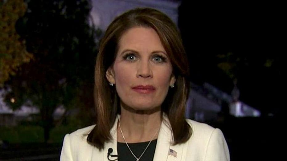 Bachmann on Foreign Policy Debate
