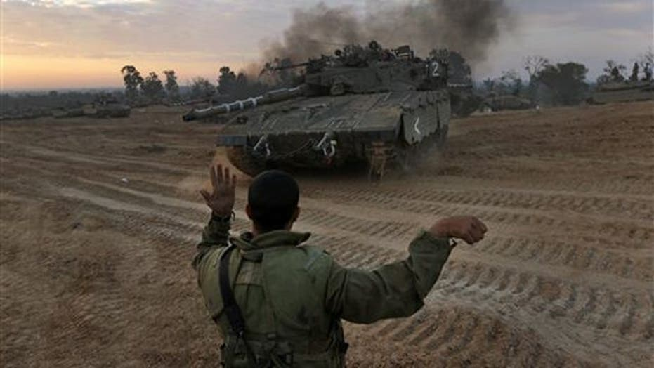 What's the next step in Israel, Hamas cease-fire?