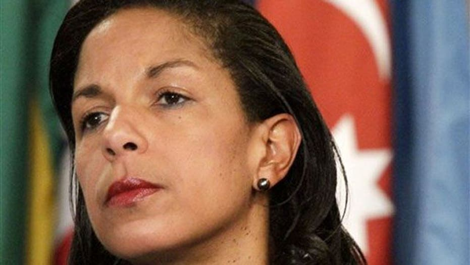 Amb. Rice goes after high-profile critics