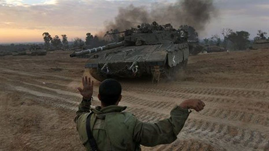 Was Gaza conflict a test for confrontation with Iran?