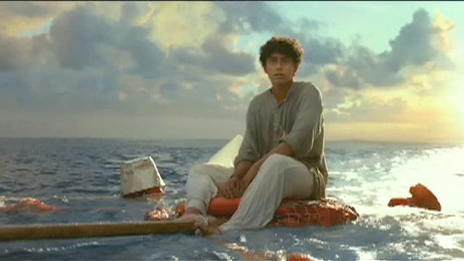 In the FOXlight With Michael Tammero: 'Life of Pi,' 'Hitchcock' and 'Rise of the Guardians'