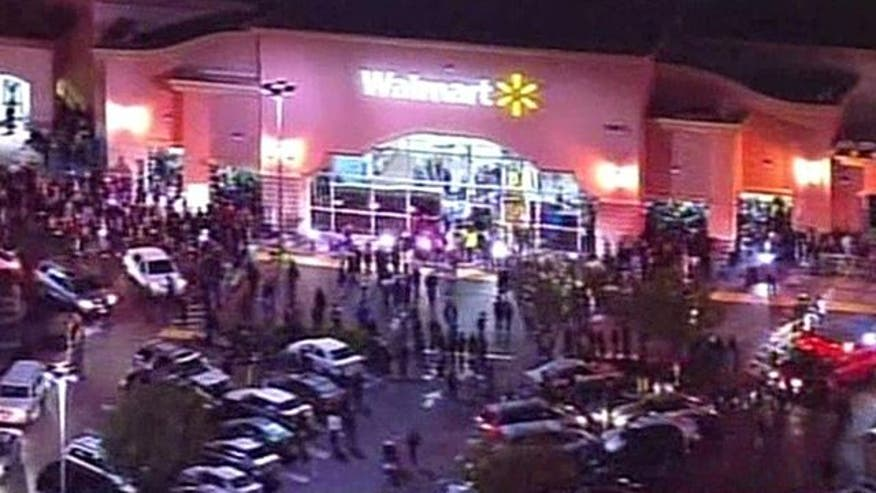 Attack occurred at packed Los Angeles-area Walmart