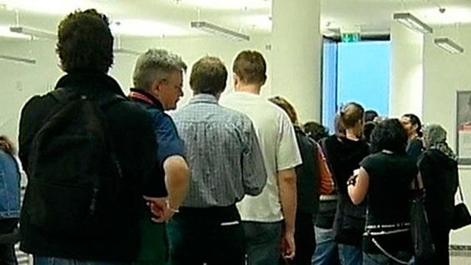 Report: Unemployed at risk of heart attack