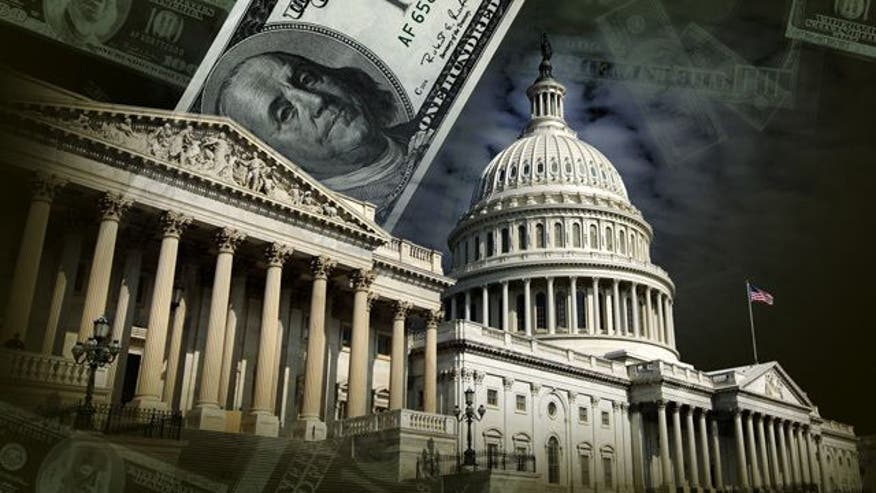 Culture of out of control spending in Washington