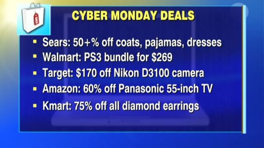 Some of the best sales this year on Cyber Monday.