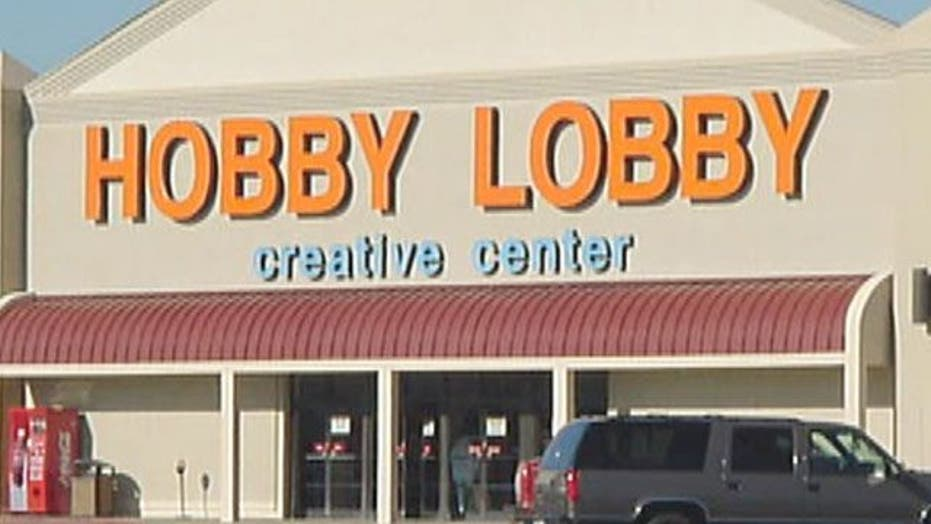 Hobby Lobby files appeal in health care contraception battle