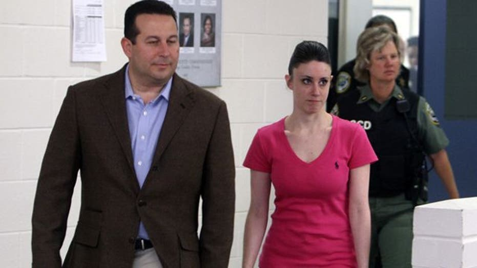 Can murder case against Casey Anthony be reopened?