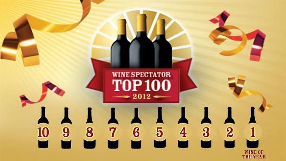 This Year's Top Wine