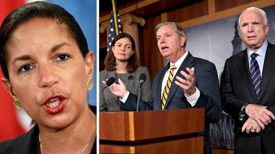 Lawmakers critical of Benghazi comments
