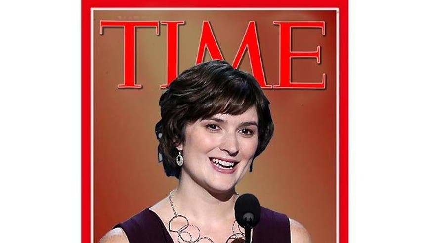 Time magazine nominates female activist