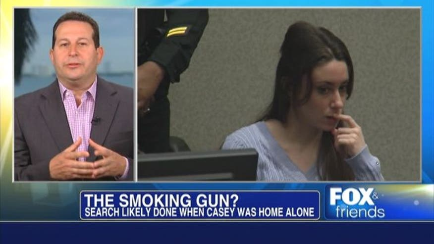 Jose Baez says new searches found on Casey Anthony's computer were suicide related.