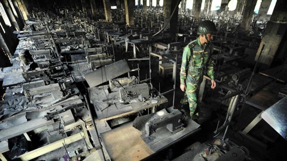 Deadly Bangladesh factory fire and the US connection