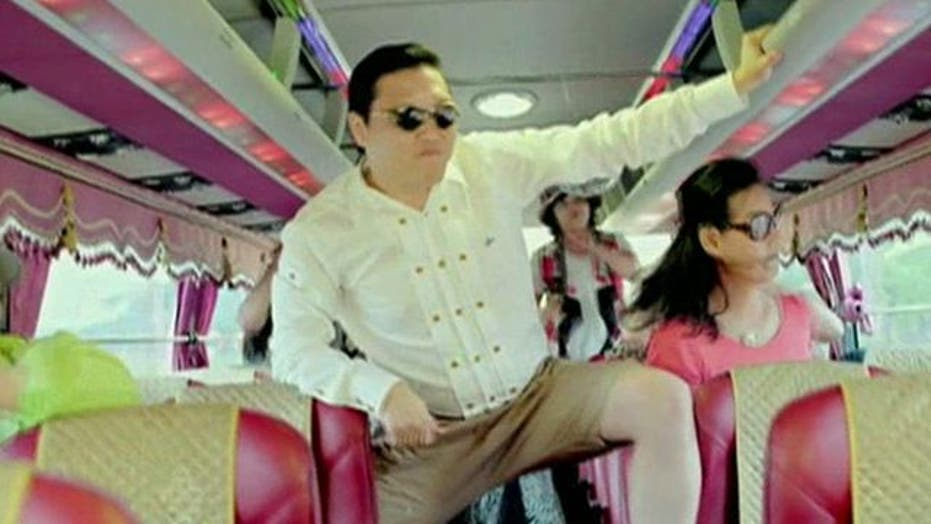 'Gangnam Style' is the most watched online video of all time