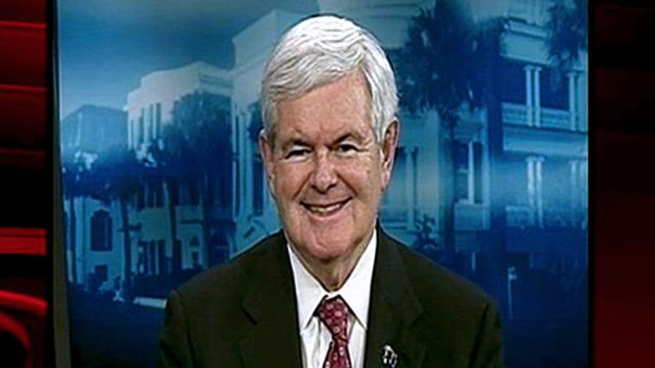 Newt Gingrich Explains his Illegal Immigration Policy