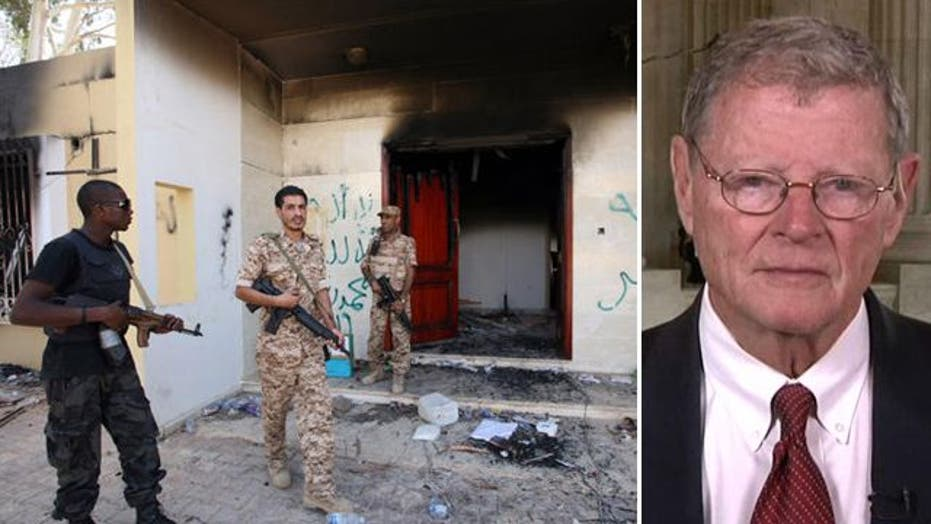 Inhofe: Benghazi will be biggest cover-up in history