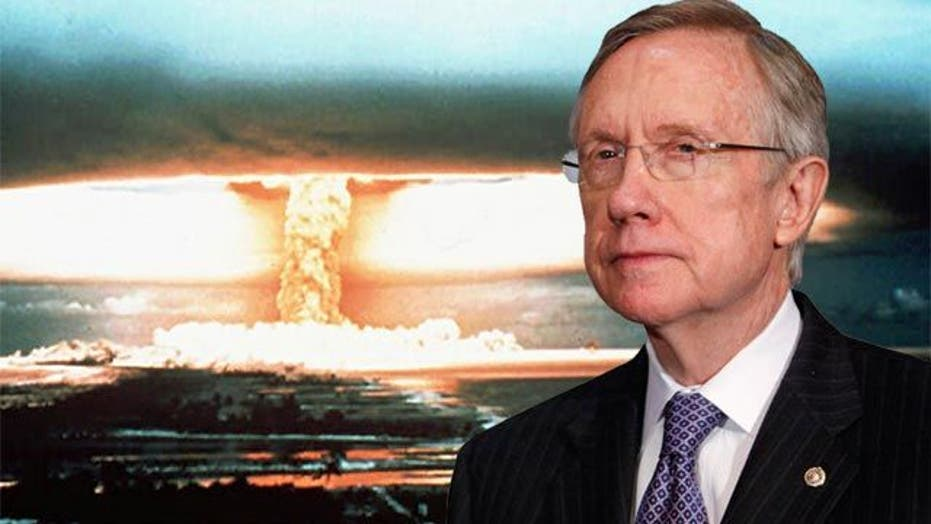 Harry Reid and the 'nuclear option'