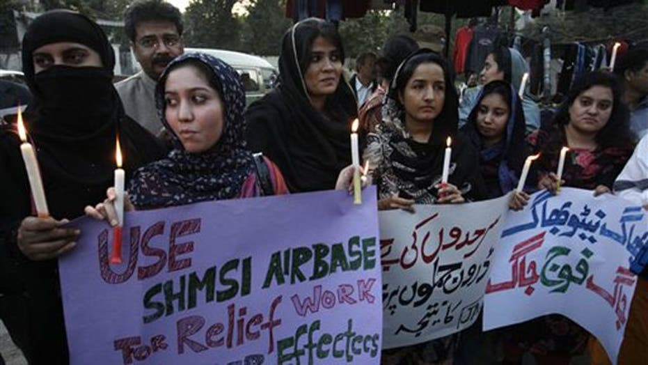 Outrage Grows in Pakistan After NATO Attack