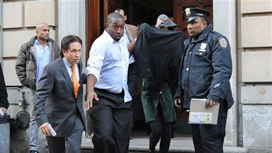 Lohan arrested in NYC