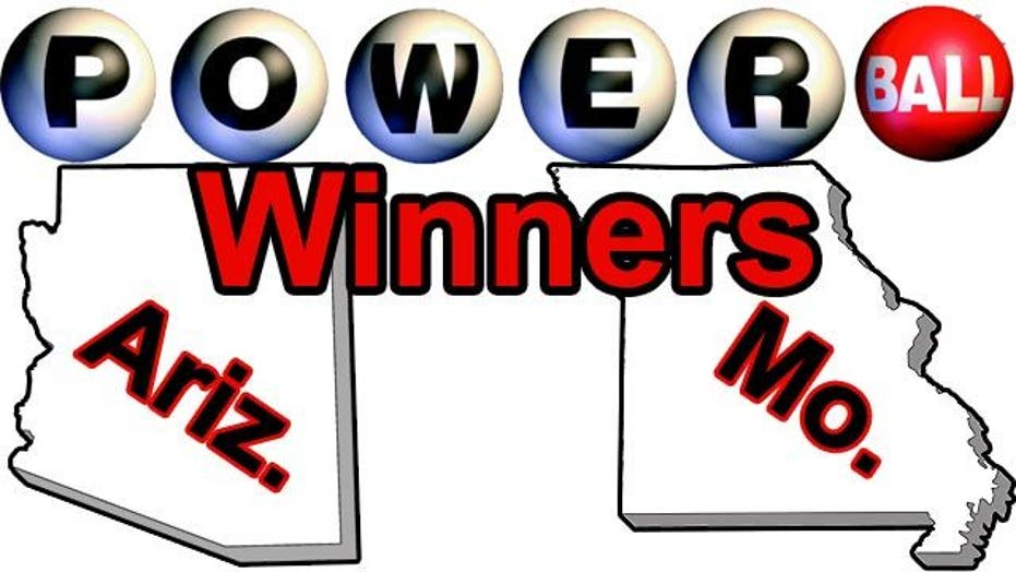 2 winning numbers drawn in $580M Powerball jackpot