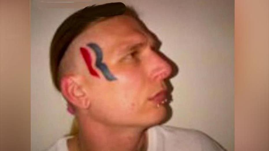 Grapevine: Flip-flop for man with Romney-Ryan tattoo