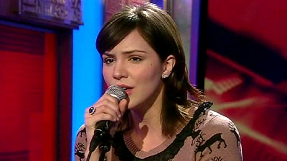 Katharine McPhee on 'Red Eye'