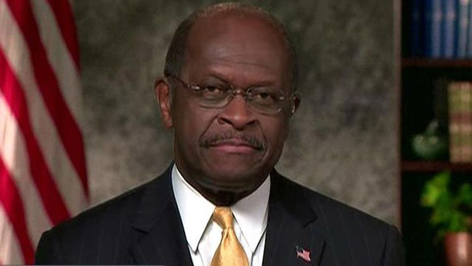 Exclusive: Cain on Campaign Future, Part 1