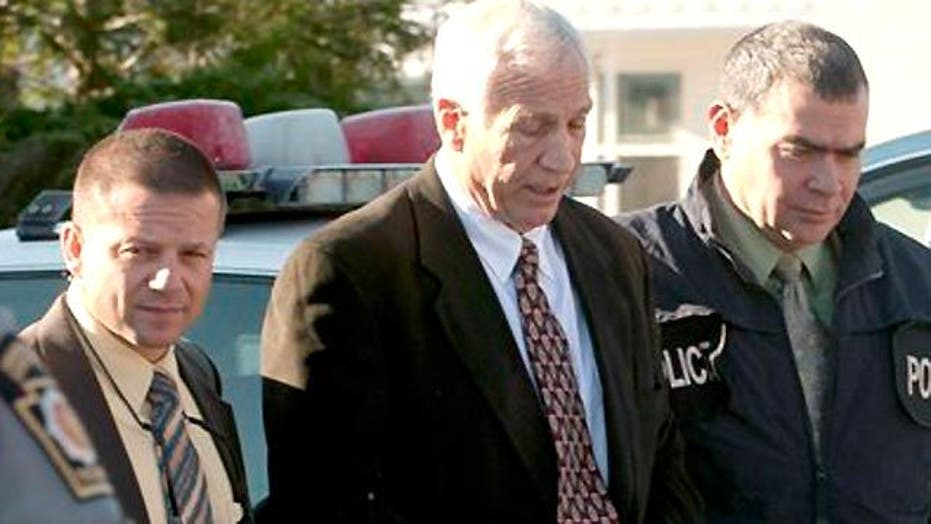 Alleged Victim Files Lawsuit Against Jerry Sandusky