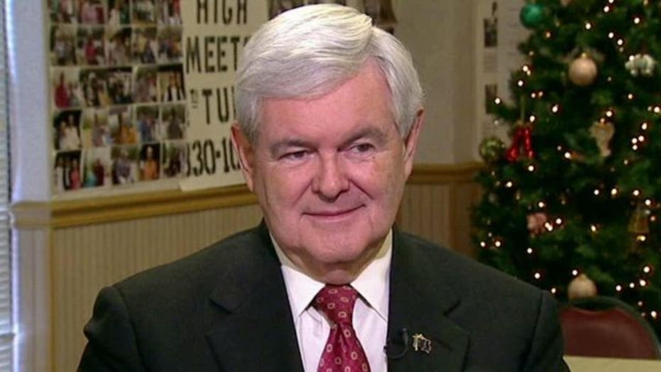 A Candid Conversation With Newt Gingrich, Part 1