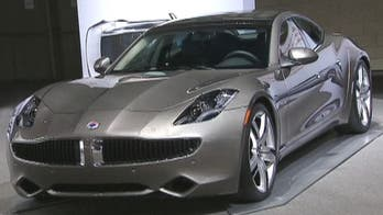 Electric car company Fisker stalls, looks to future