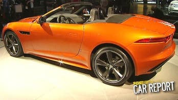 Fox Car Report checks out the 2012 Los Angeles Auto Show with the latest from Ford, Chevy, Fiat and Jaguar.