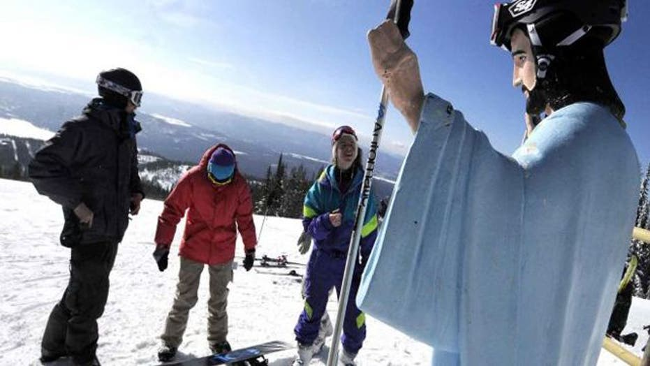 Atheist wants Jesus statue removed from ski resort