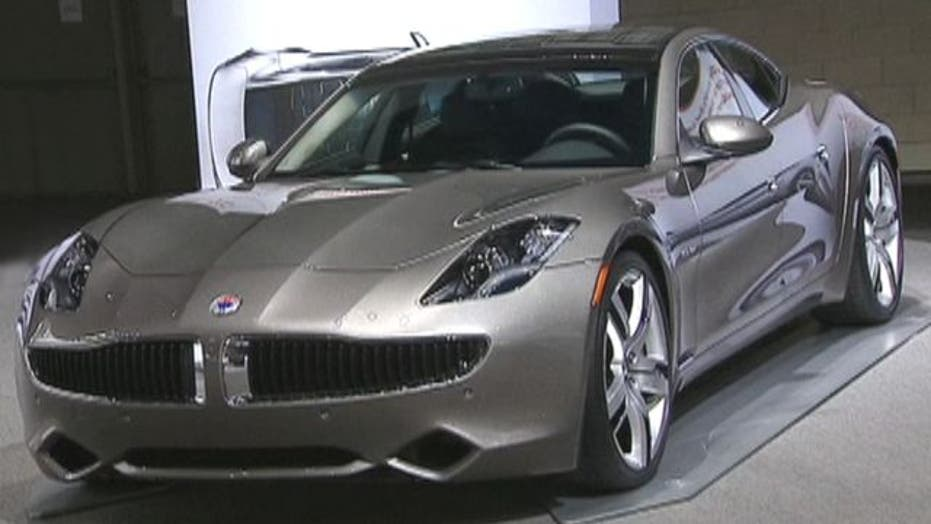 Fisker Looks to the Future
