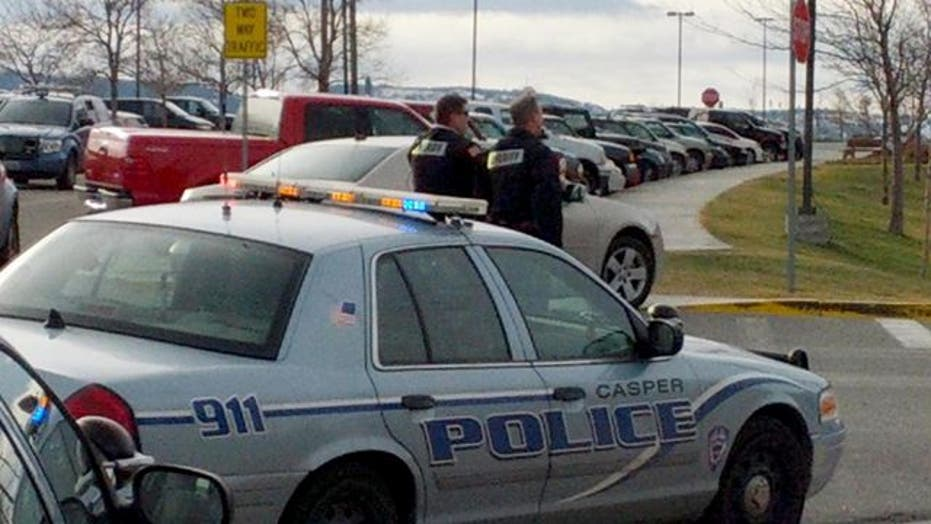 Deadly crossbow attack reported at Wyoming college