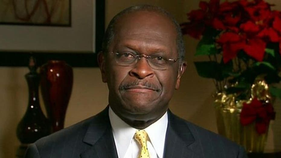 Will Herman Cain Stay in 2012 Race?